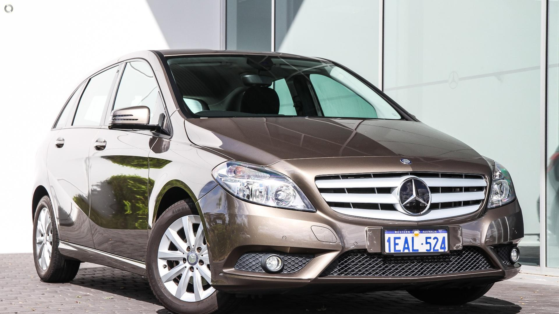 2012 Mercedes-Benz B 180 Hatch