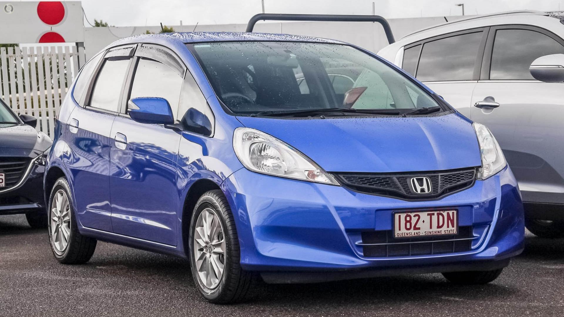 2013 Honda Jazz Vibe
