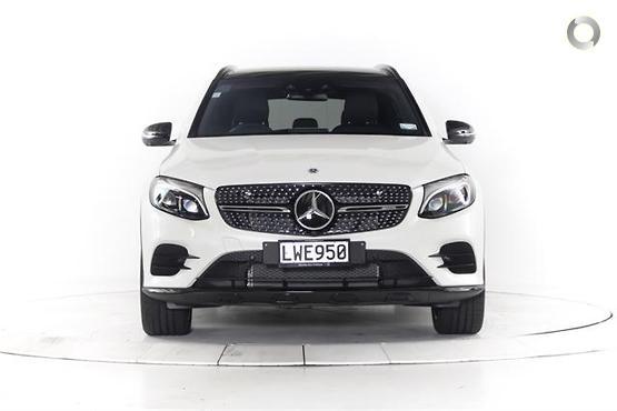 2018 Mercedes-AMG GLC 43