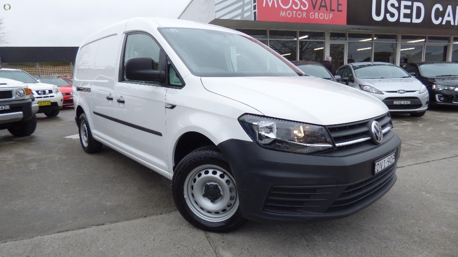 2017 Volkswagen Caddy Tdi250