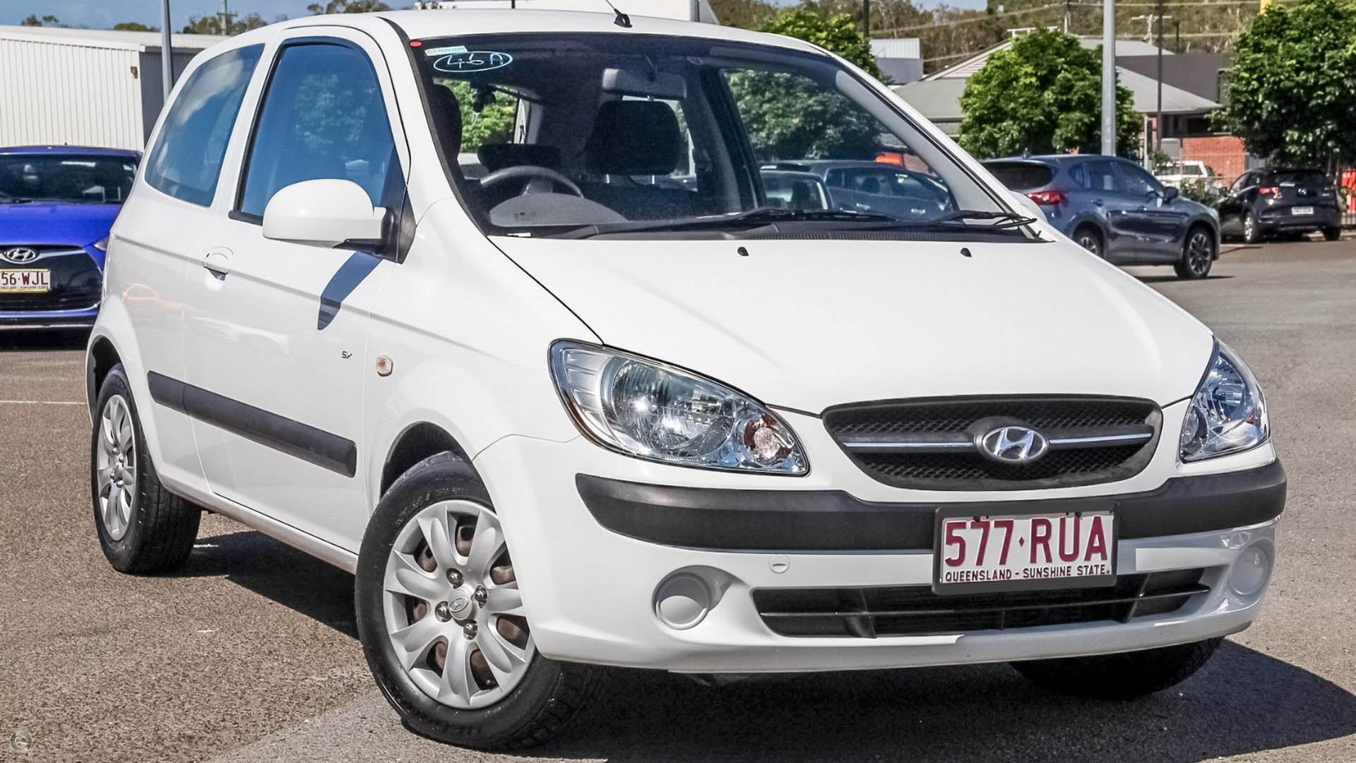 2011 Hyundai Getz Sx