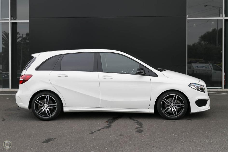 2018 Mercedes-Benz B 250 Hatch