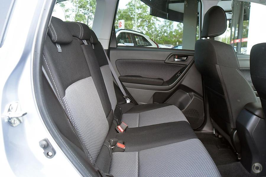 2017 Subaru Forester 2.5i-L S4