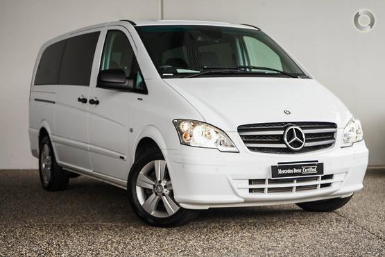 2014 Mercedes-Benz VALENTE