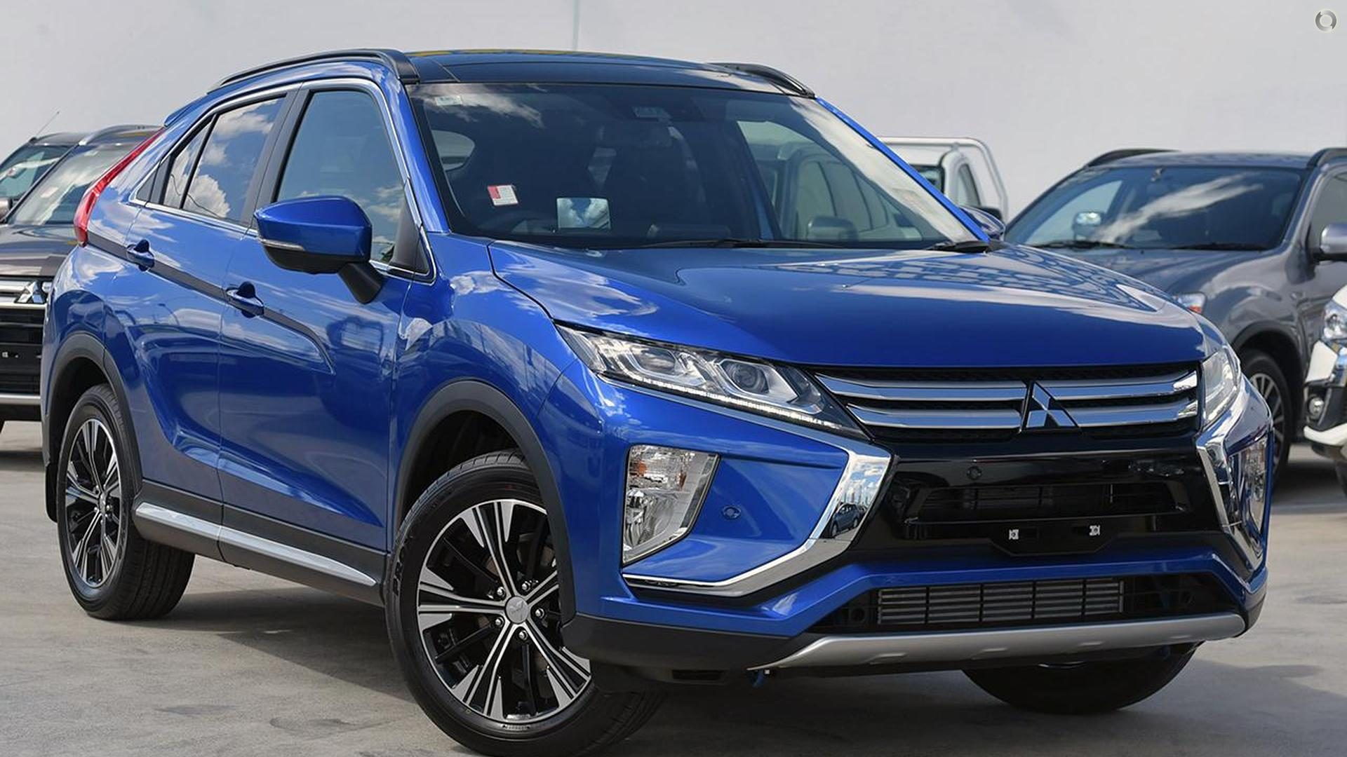 2017 Mitsubishi Eclipse Cross Exceed