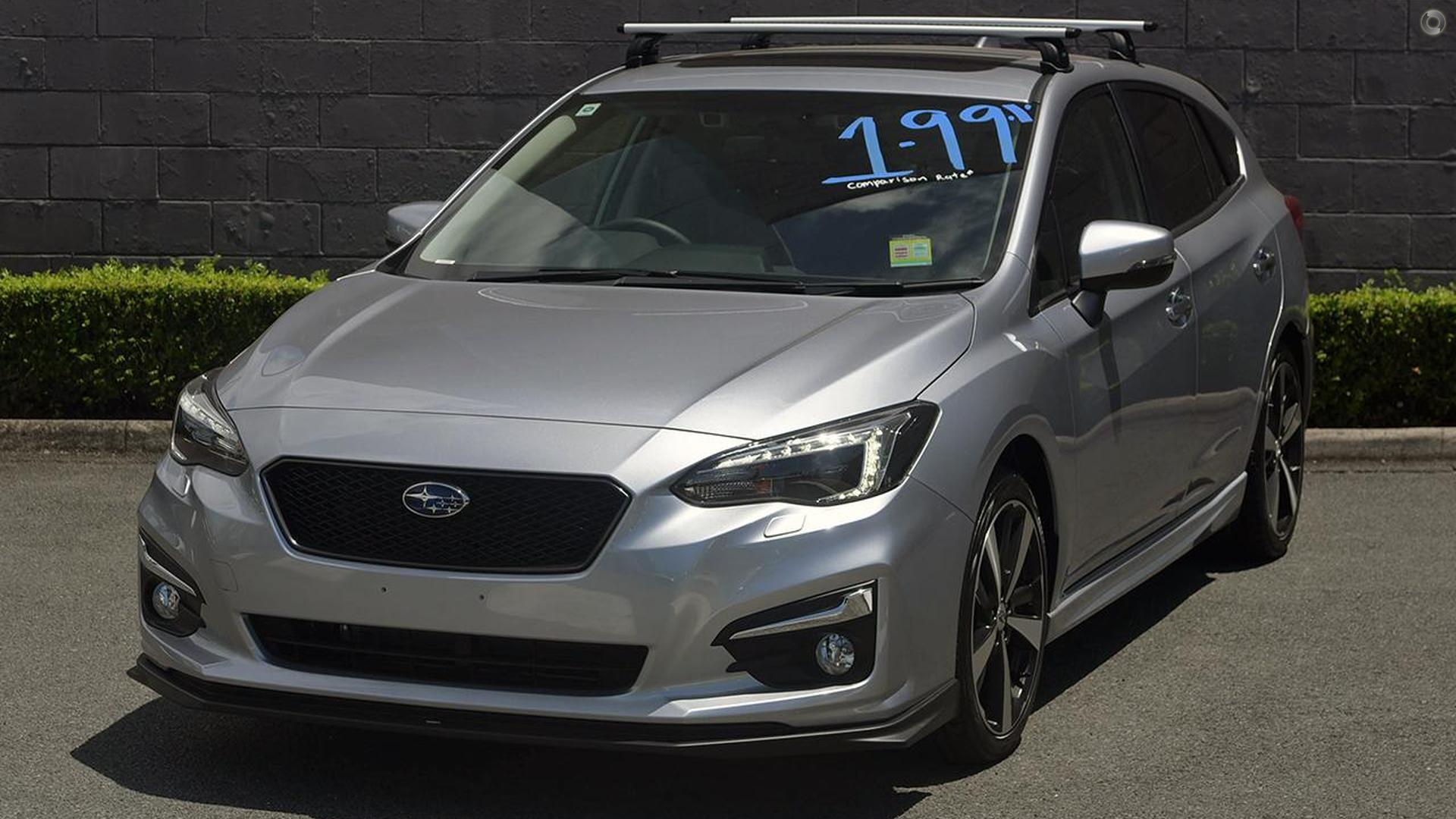 2018 Subaru Impreza G5