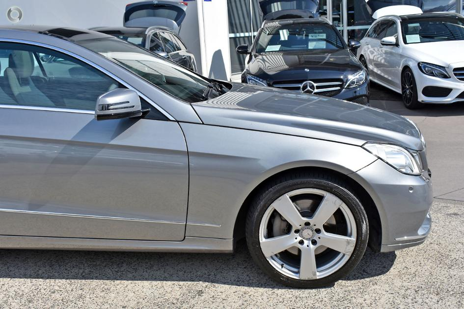 2010 Mercedes-Benz E 350 Coupe