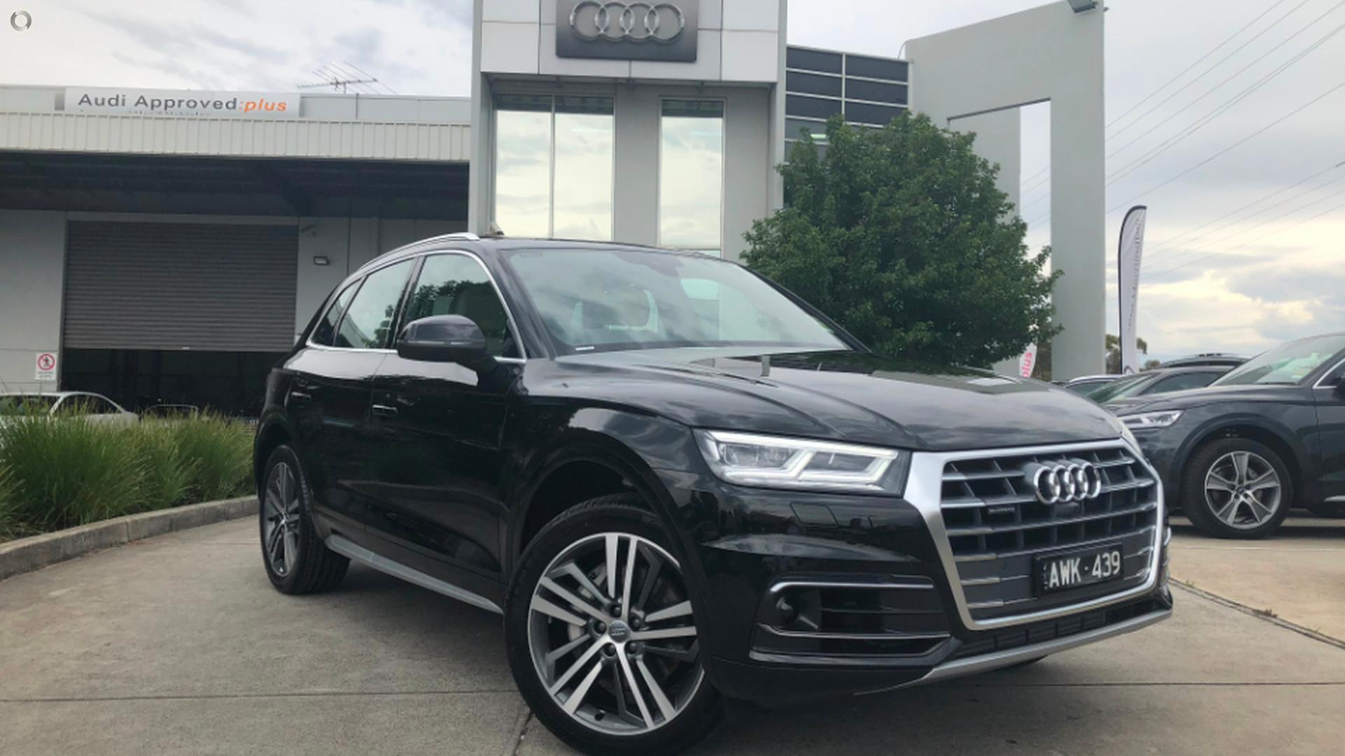 2018 Audi Q5 FY
