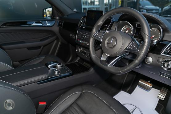 2018 Mercedes-Benz GLS 350