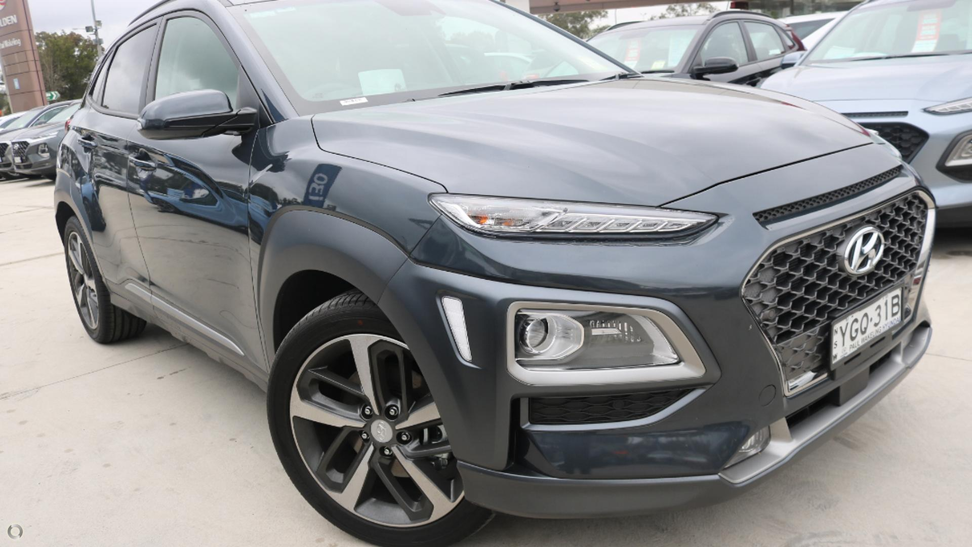 2018 Hyundai Kona Highlander