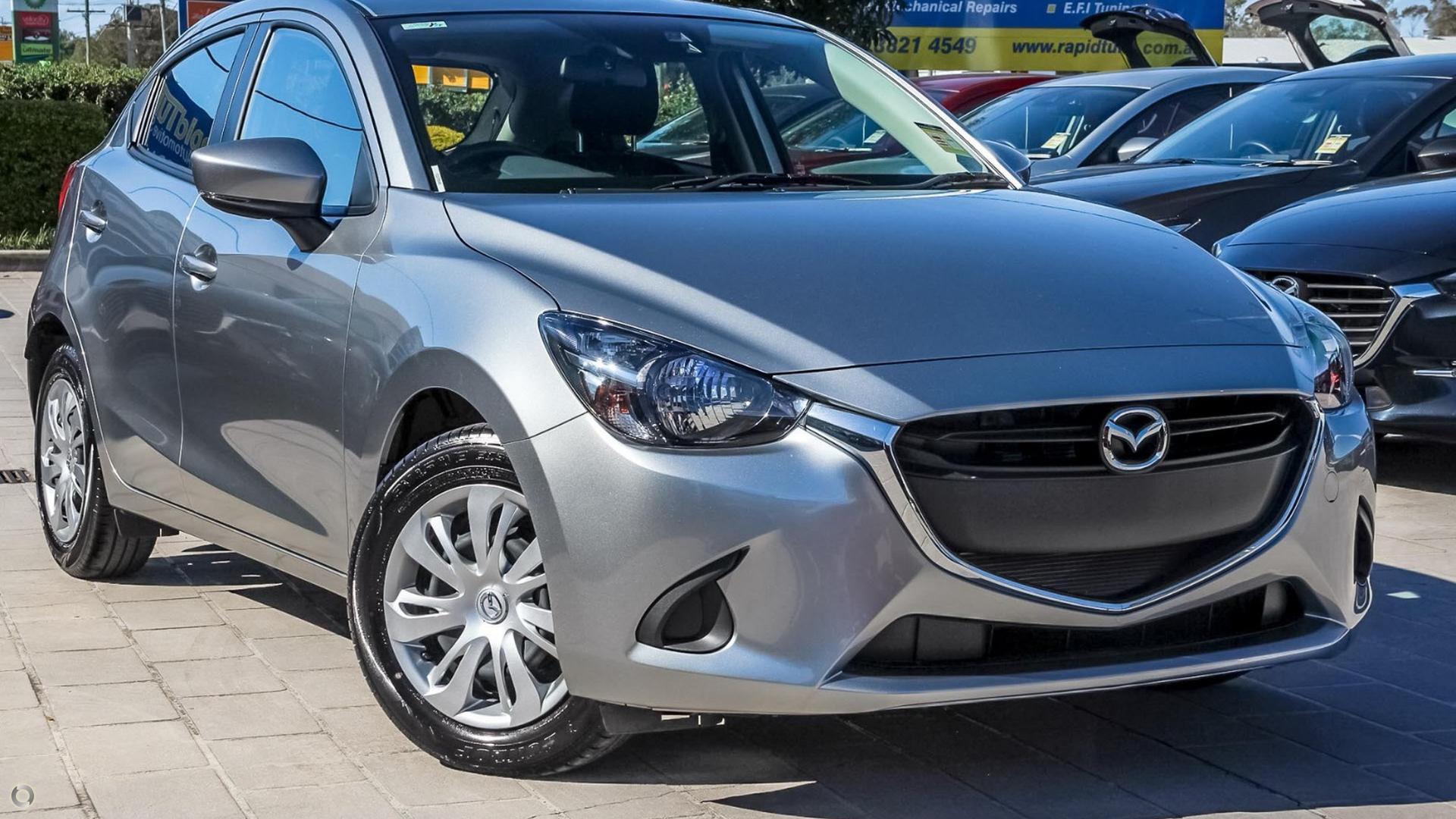2018 Mazda 2 Neo