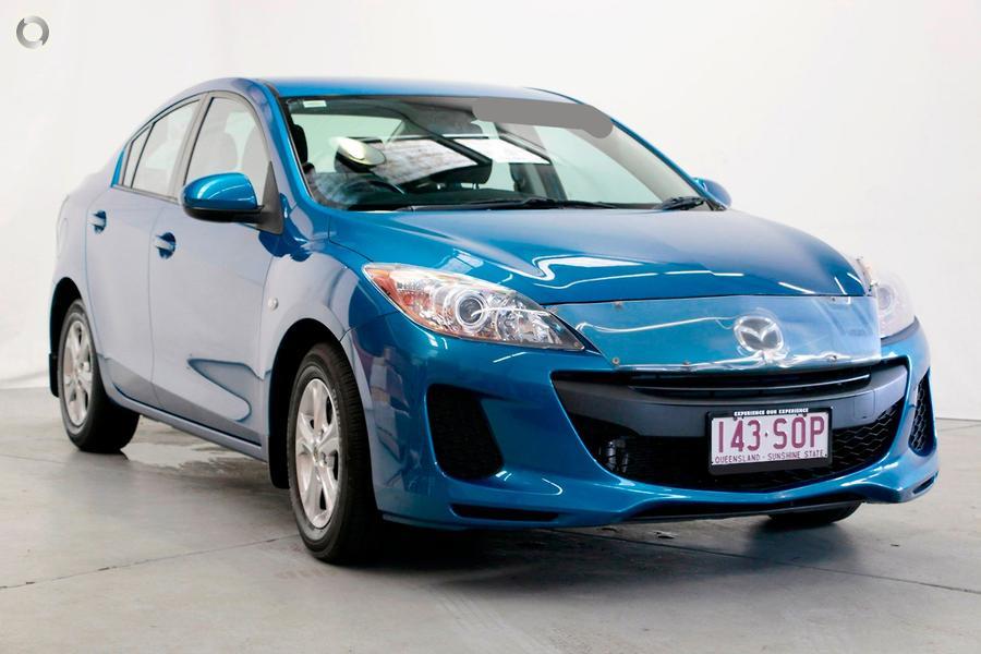 2012 Mazda 3 Neo BL Series 2