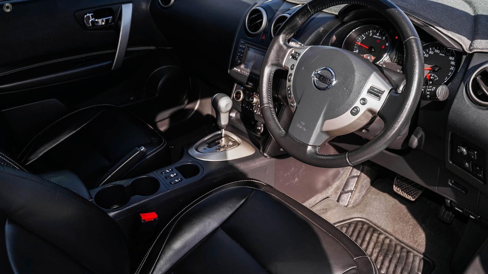 2012 Nissan Dualis Ti-L J10 Series 3
