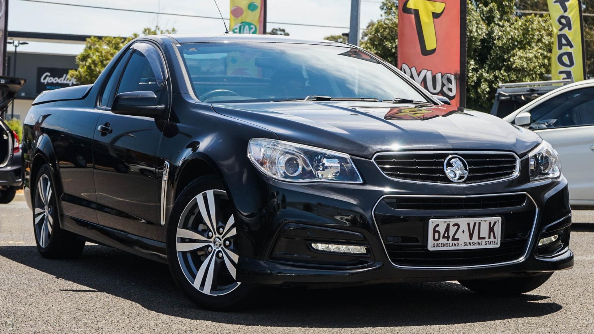 2015 Holden Ute Sv6