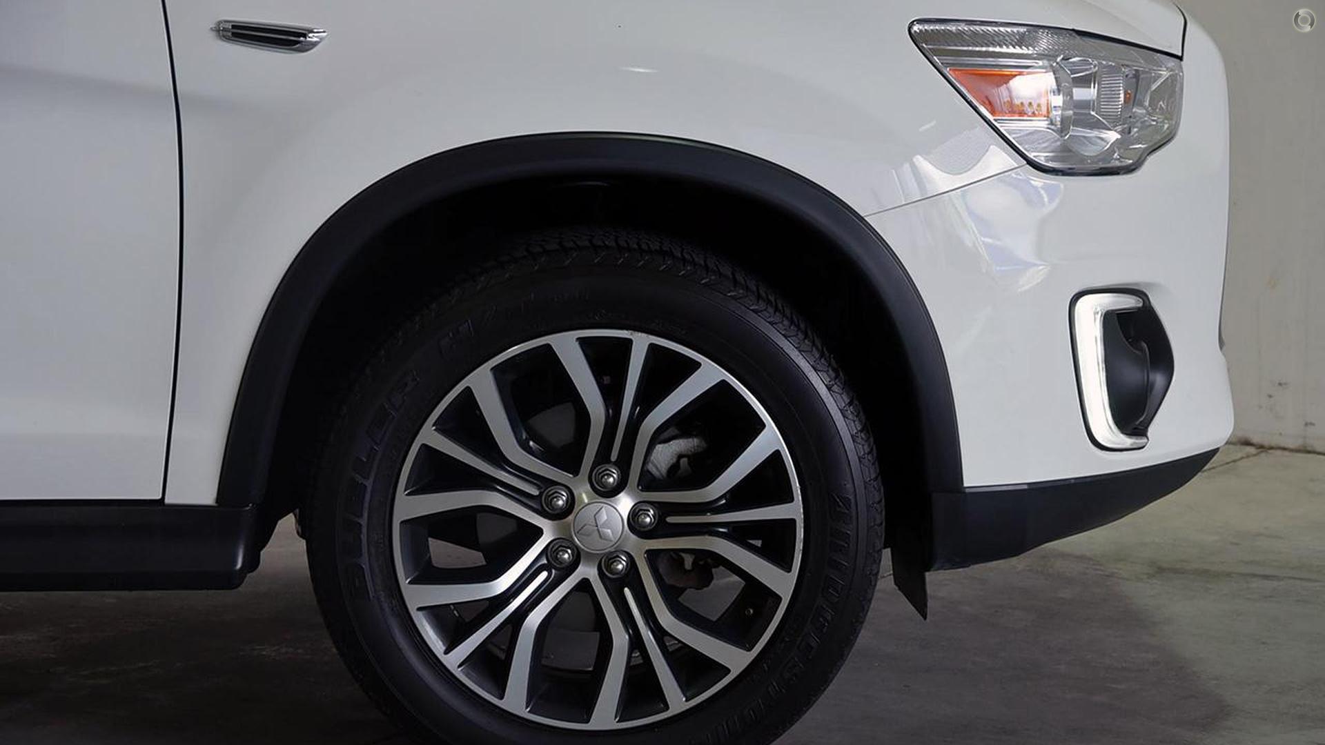 2016 Mitsubishi Asx LS XB