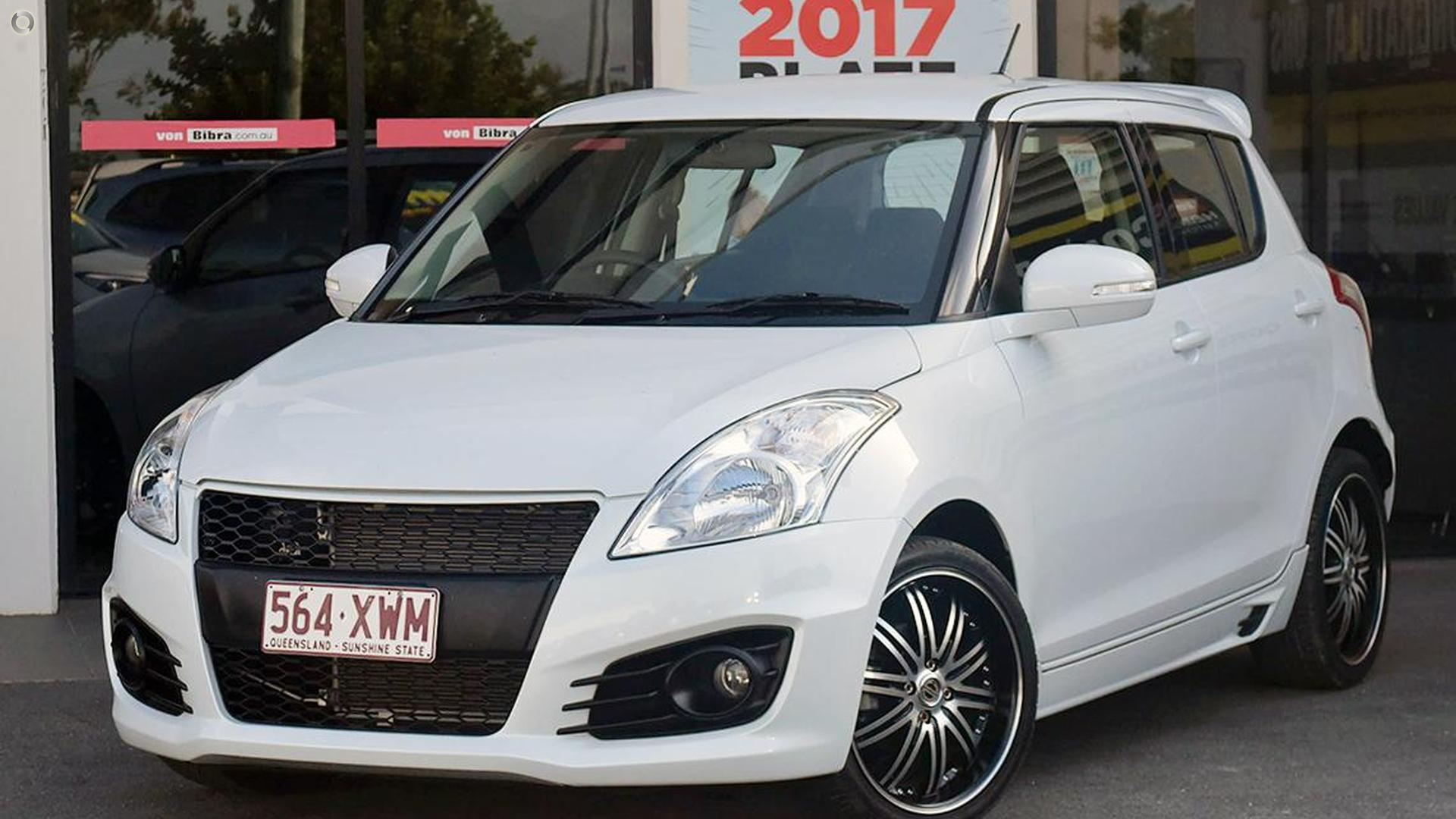 2014 Suzuki Swift FZ