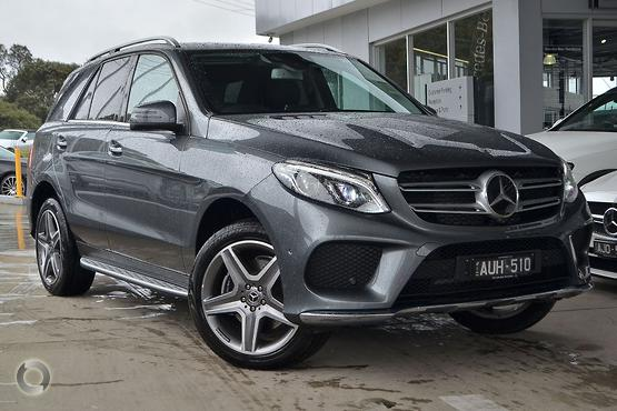 2017 Mercedes-Benz <br>GLE 350