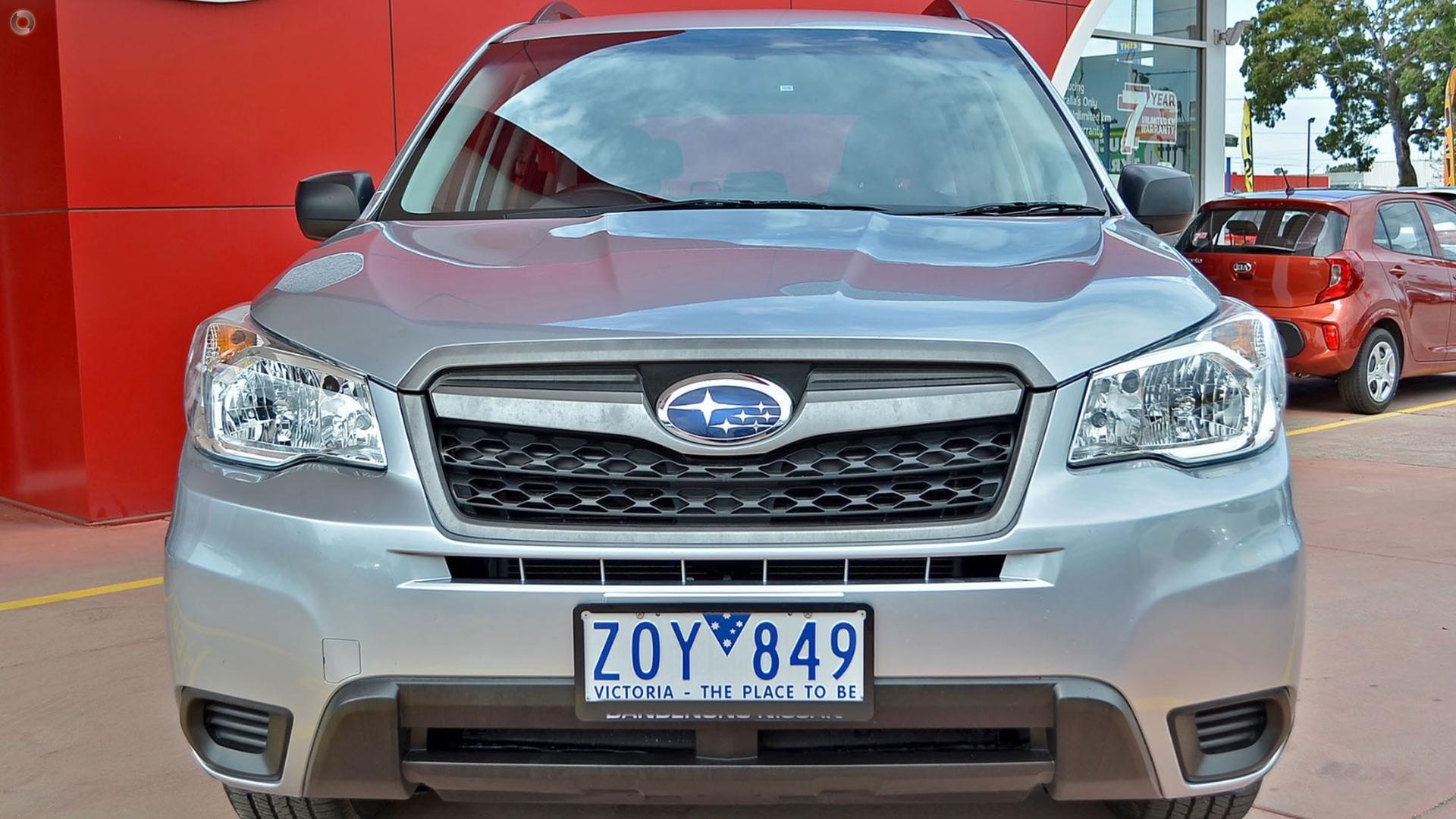 2013 Subaru Forester 2.0i S4