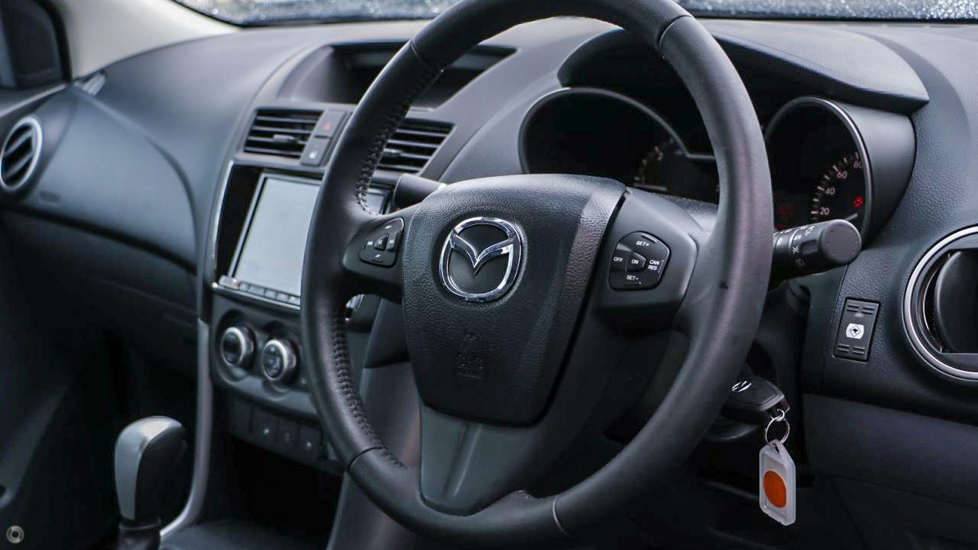 2018 Mazda Bt-50 XTR UR