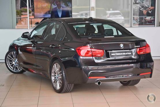 2017 BMW 318 i M Sport