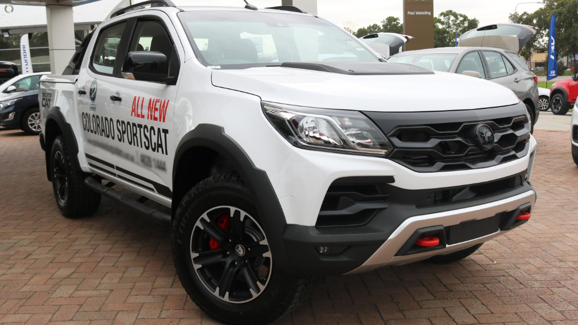 2018 Holden Special Vehicles Colorado Sportscat+