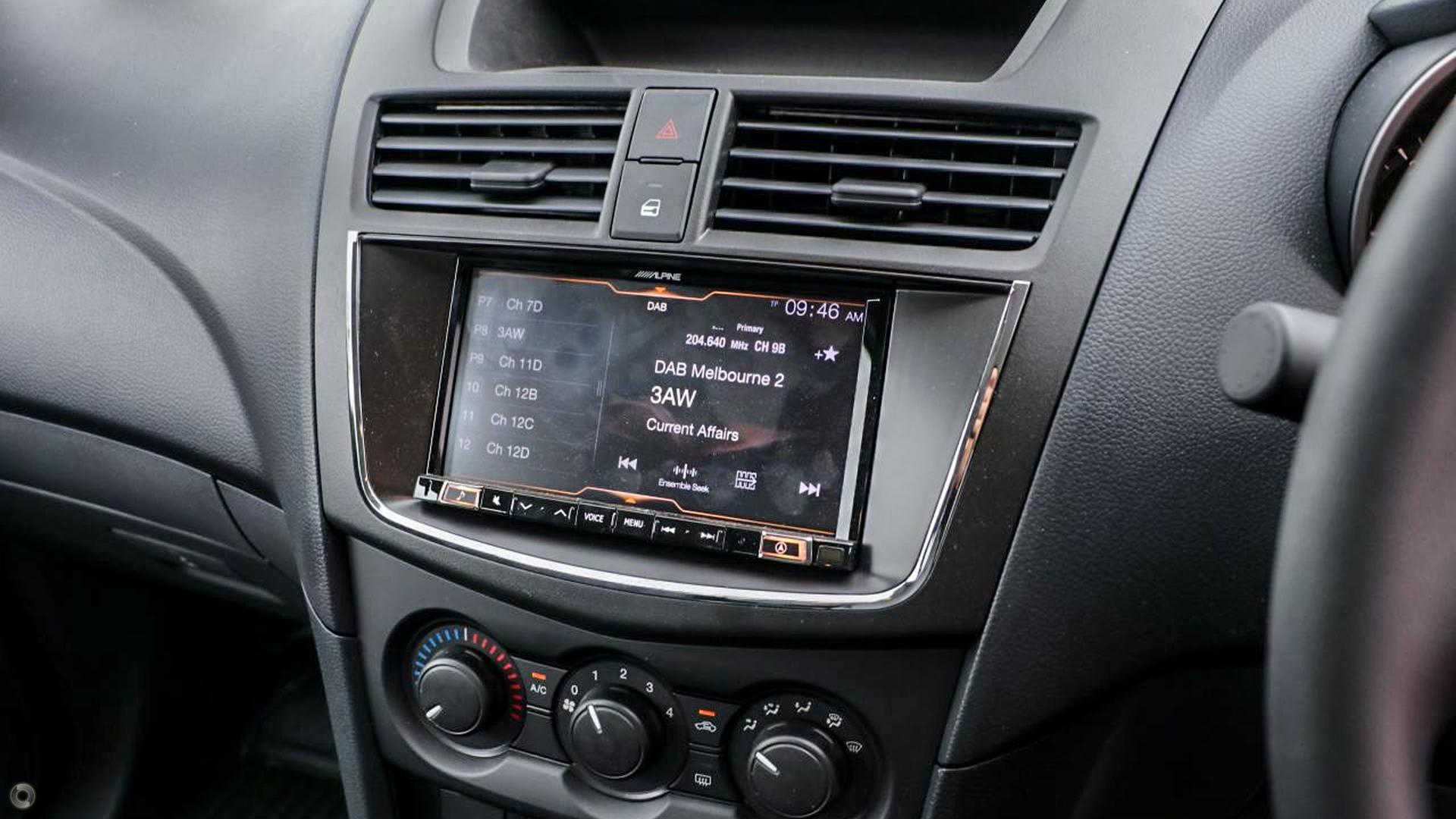 2018 Mazda Bt-50 XT Hi-Rider UR