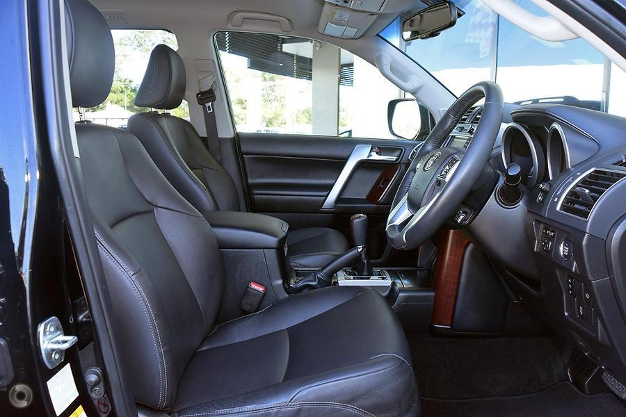 2014 Toyota Landcruiser Prado VX KDJ150R