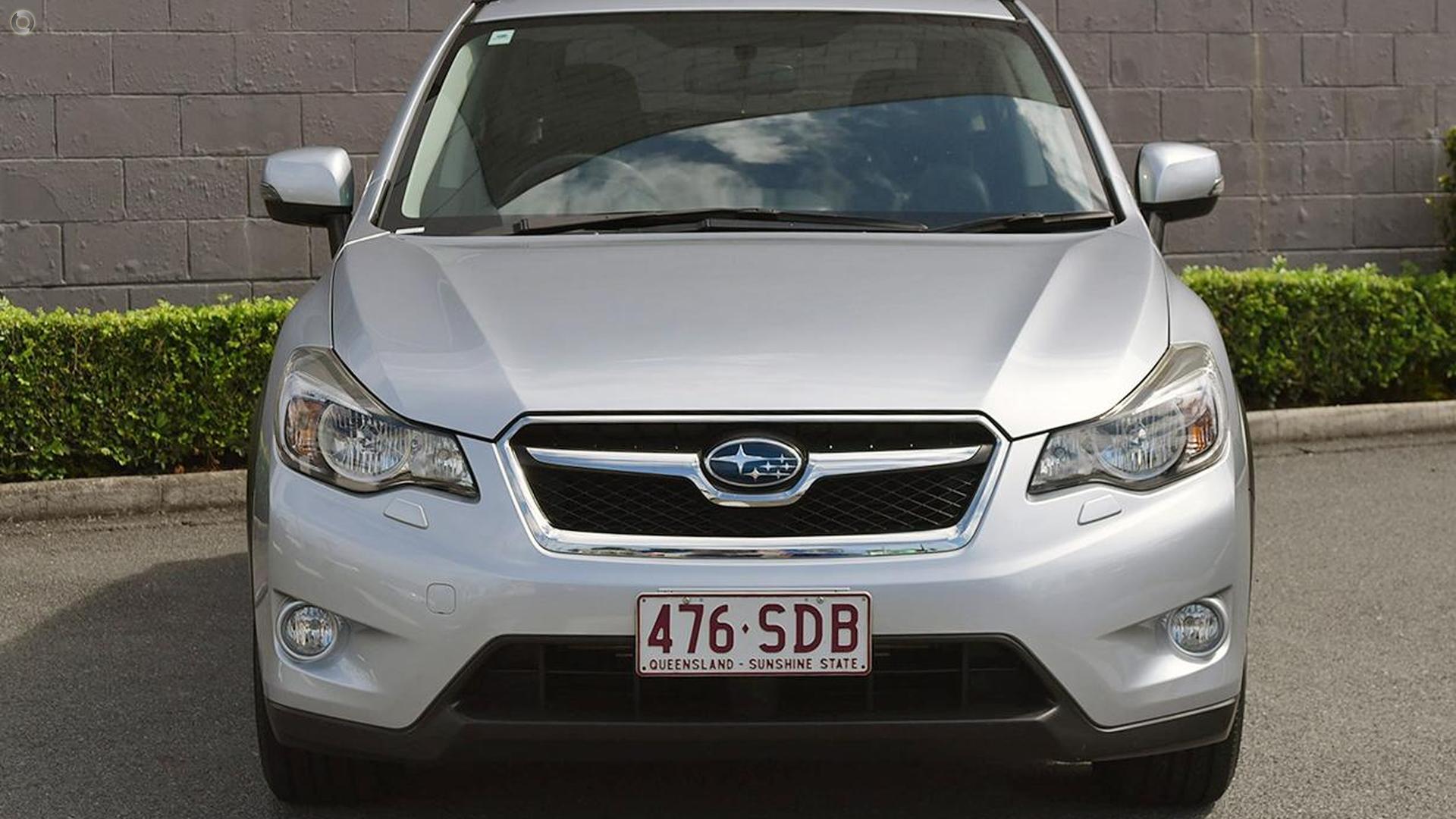 2012 Subaru Xv 2.0i-S G4X