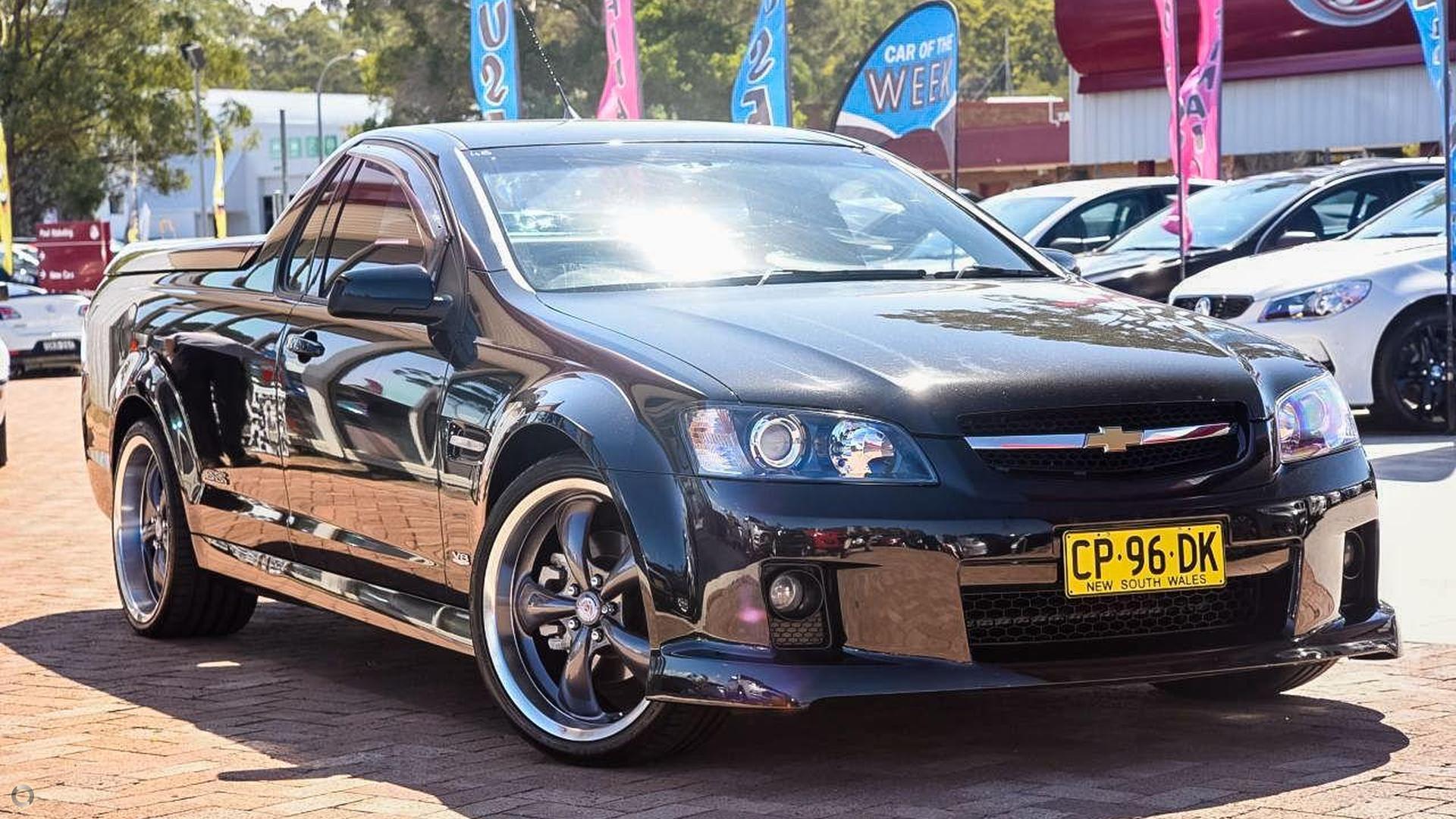 2009 Holden Ute Ss V Ve Wakeling Automotive