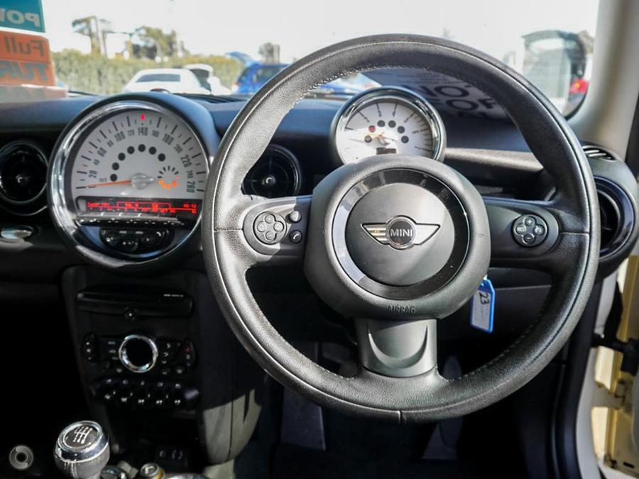2013 Mini Hatch Cooper D R56 LCI