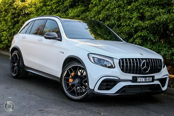 2018 Mercedes-Benz <br>GLC 63