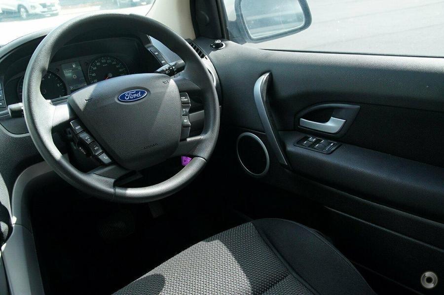 2011 Ford Territory TX SZ