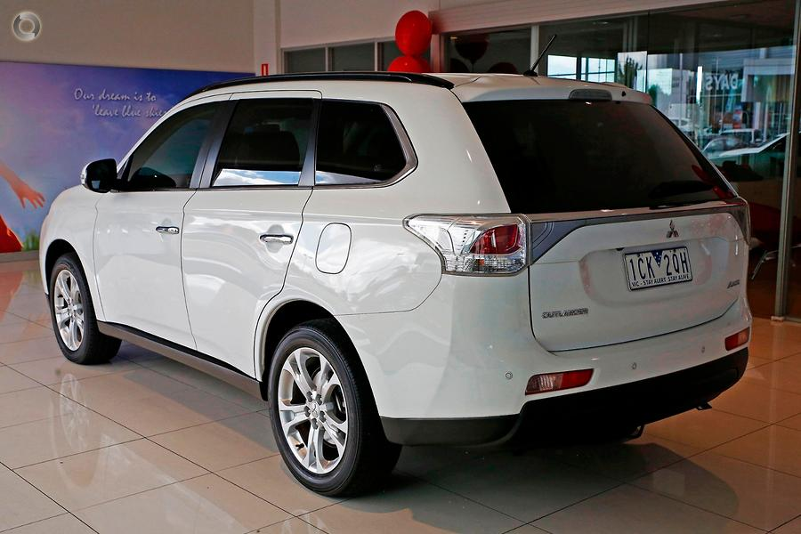 2013 Mitsubishi Outlander Aspire ZJ