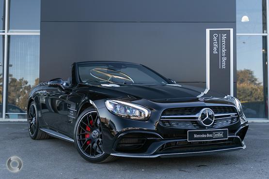 2018 Mercedes-Benz SL 63
