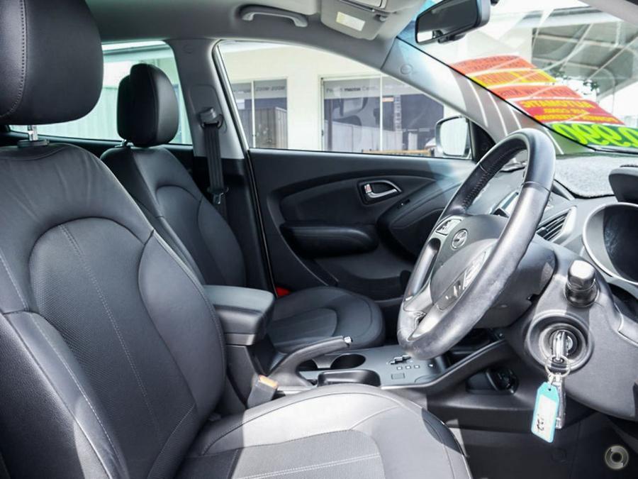 2014 Hyundai Ix35 SE Series II