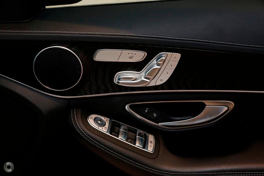 2016 Mercedes-benz C200 d W205