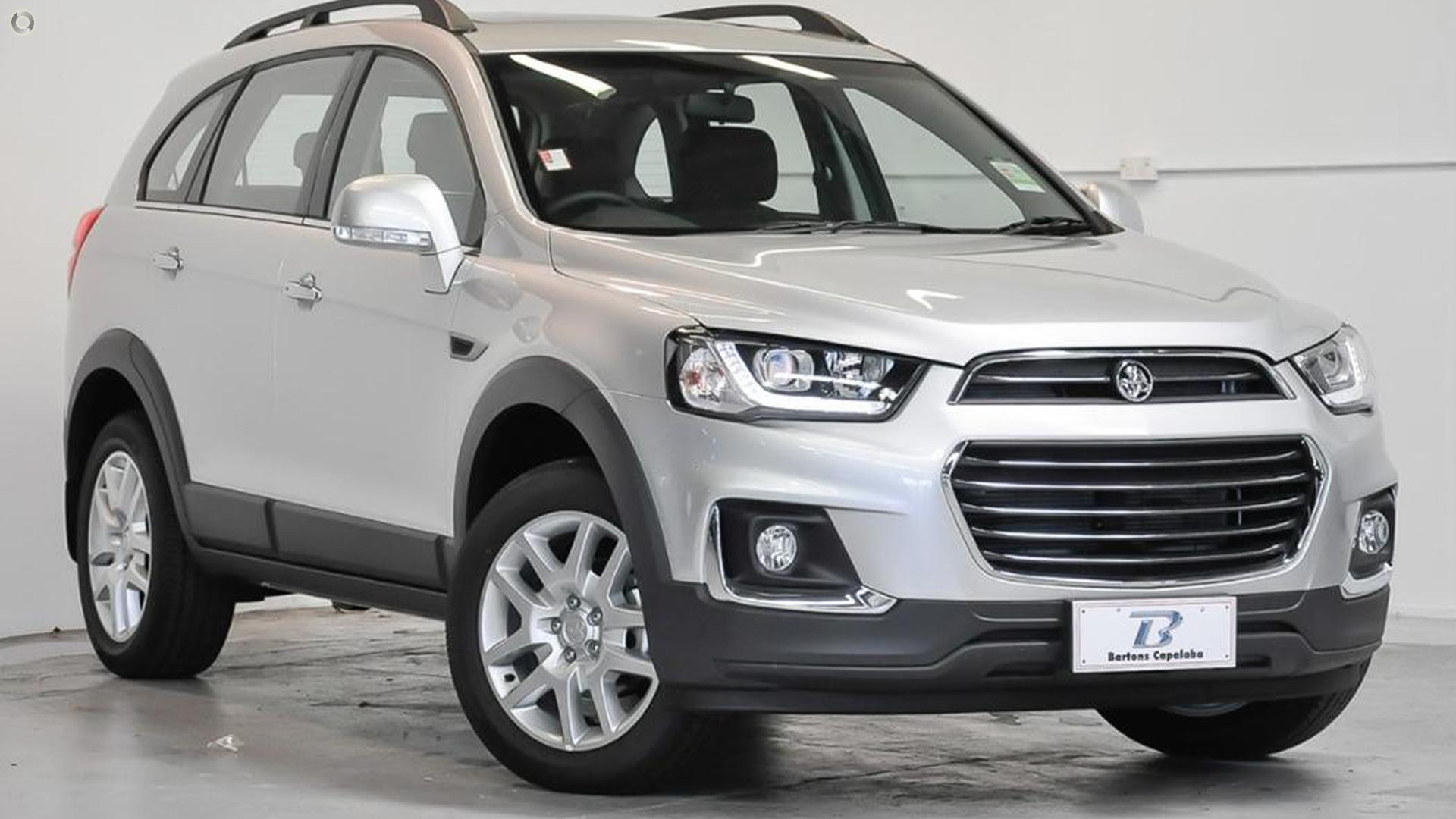 2018 Holden Captiva Active