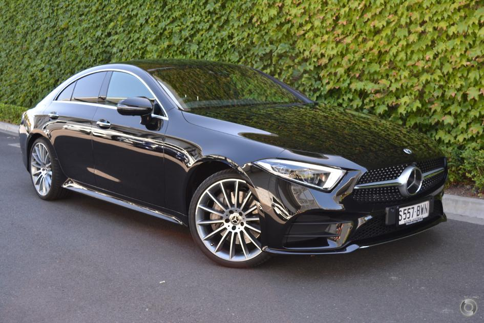 2018 Mercedes-Benz CLS 450 Coupe