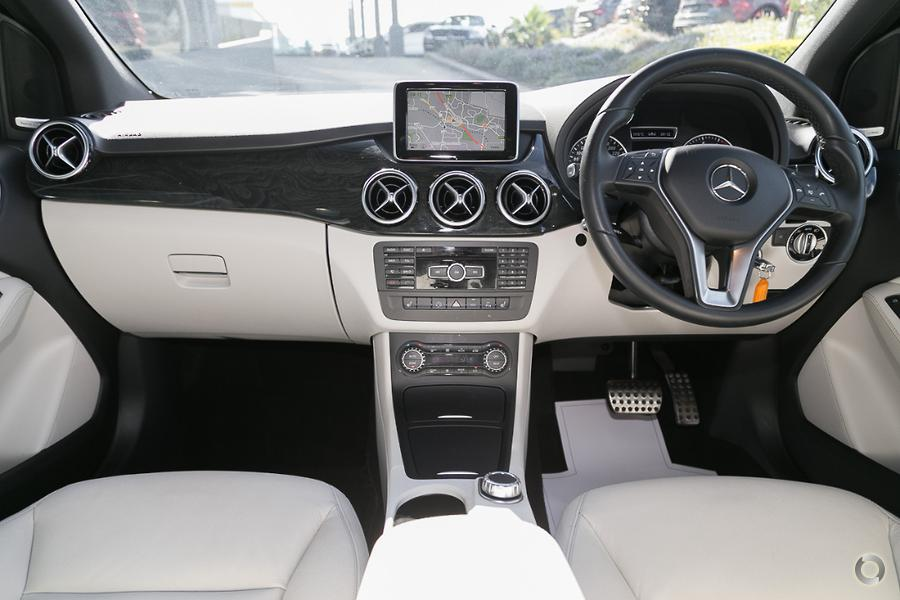 2012 Mercedes-Benz B 250 Hatch