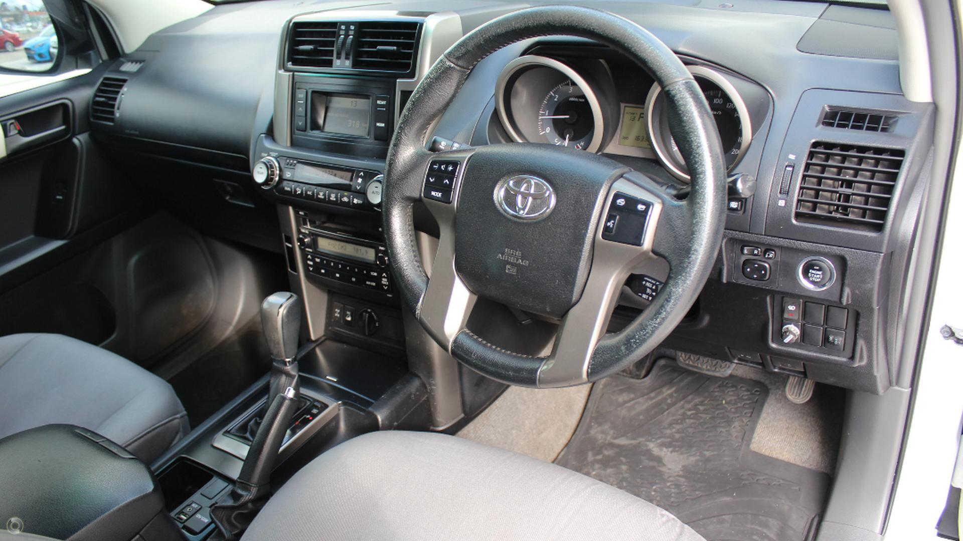 2010 Toyota Landcruiser Prado GXL GRJ150R