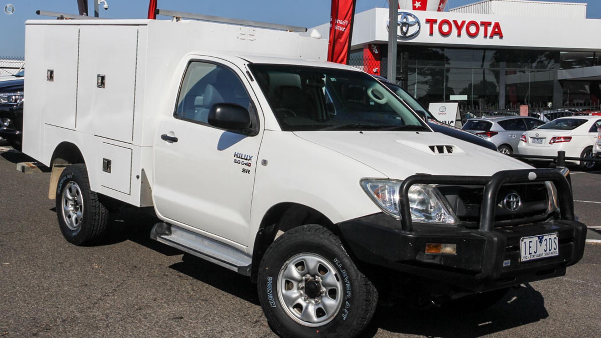 2010 Toyota Hilux Kun26r