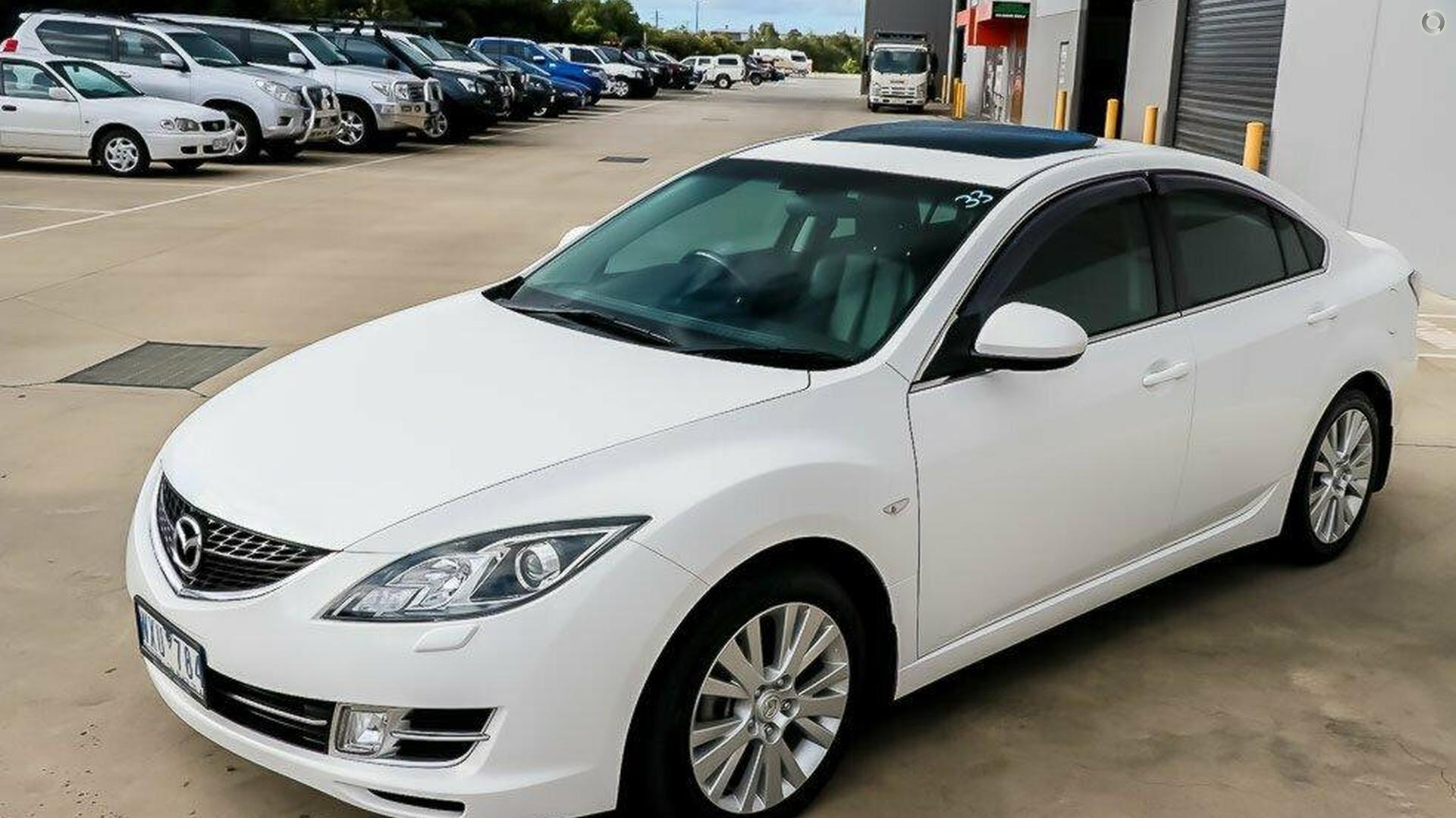 2008 Mazda 6 Luxury GH Series 1