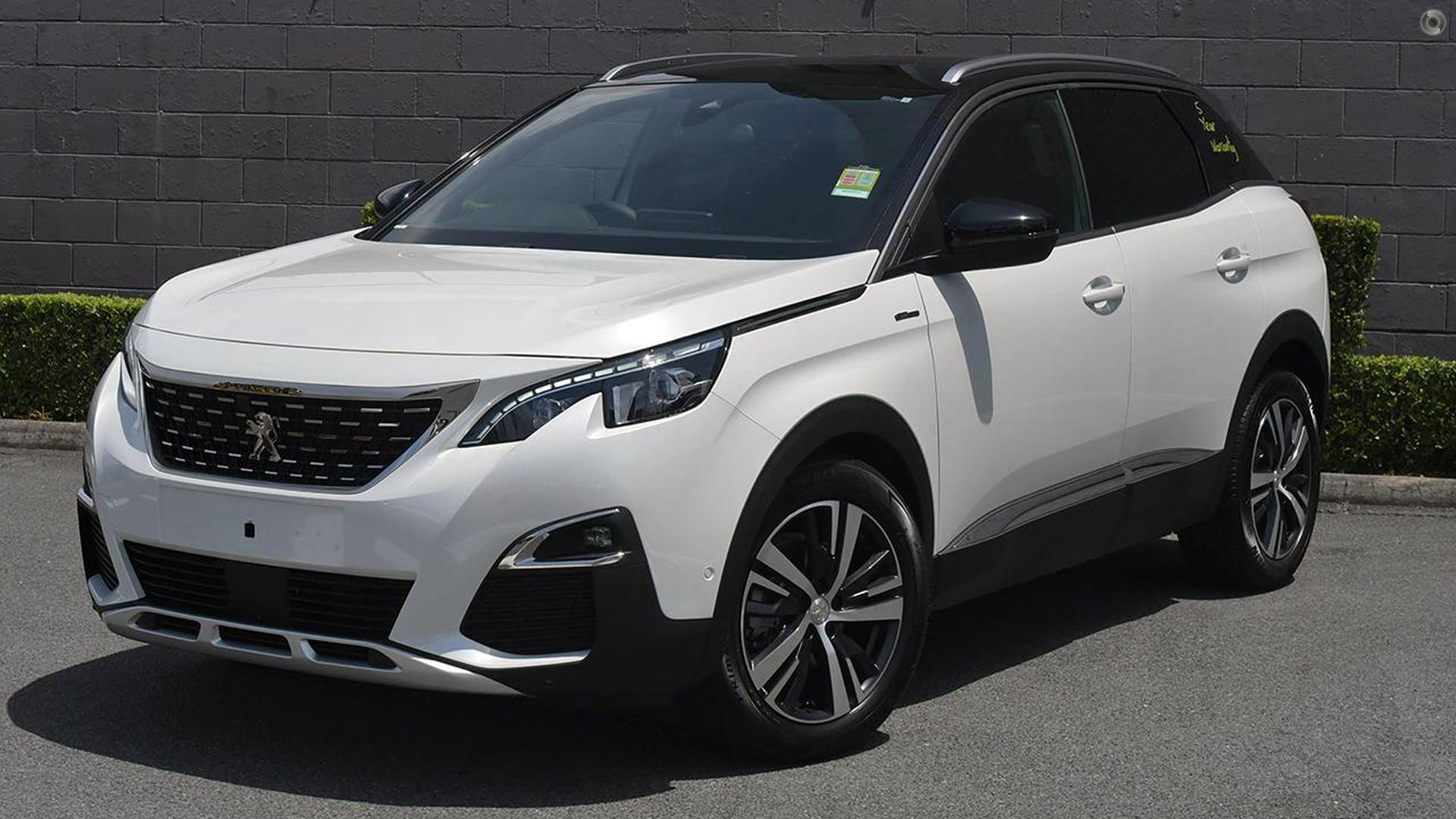 2017 Peugeot 3008 P84
