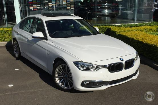 2018 BMW 320 d Luxury Line