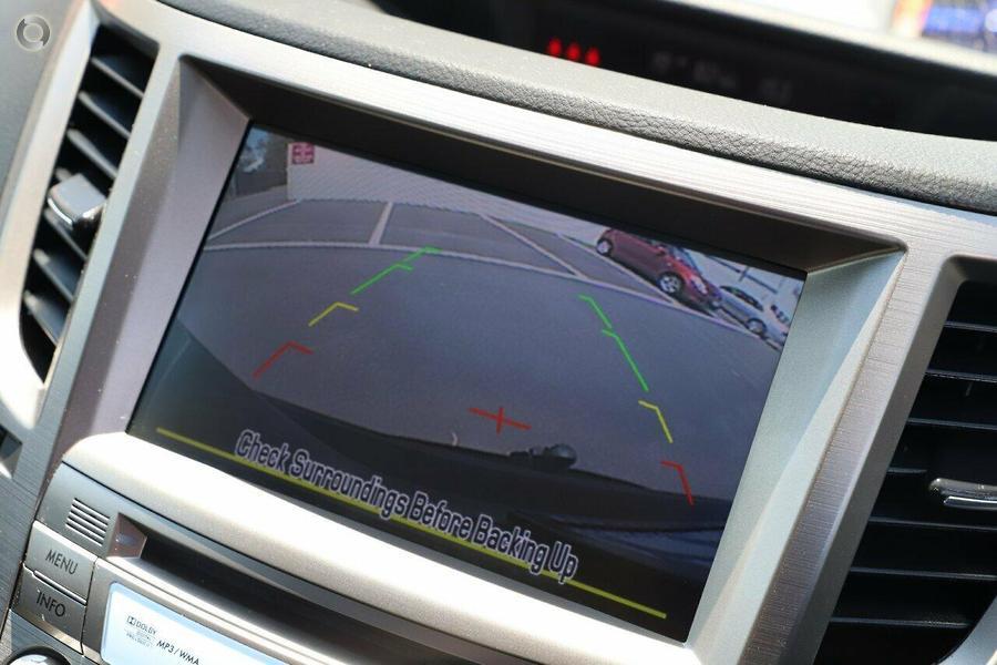 2012 Subaru Liberty 2.5i Premium 5GEN