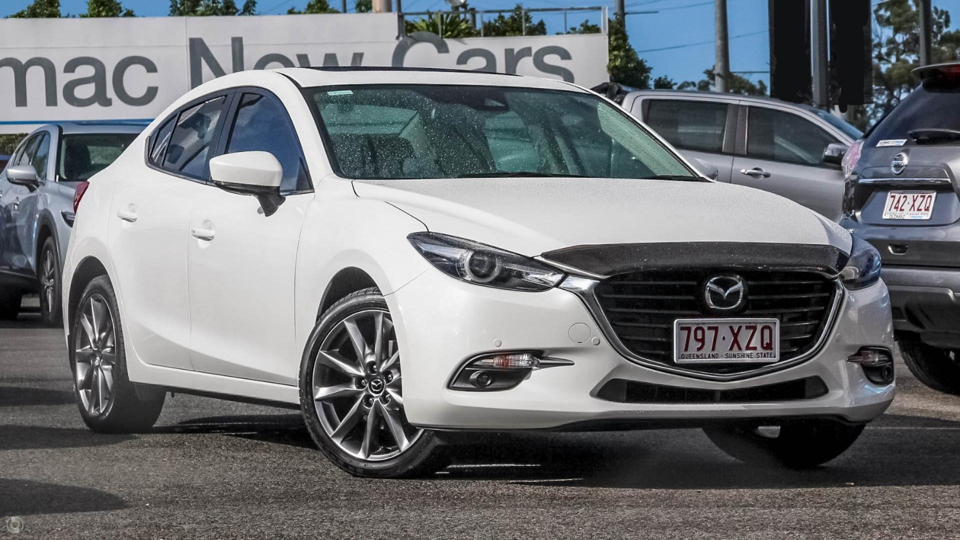 2016 Mazda 3 Sp25 Astina