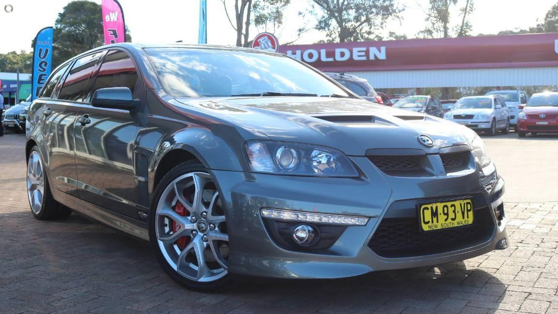 2011 Holden Special Vehicles Clubsport R8 Tourer