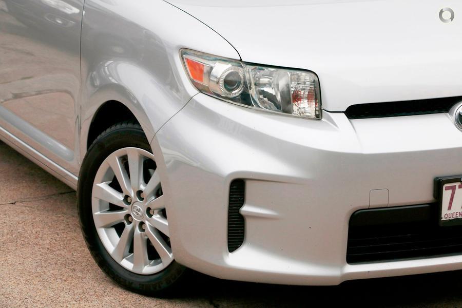 2012 Toyota Rukus Build 2 AZE151R