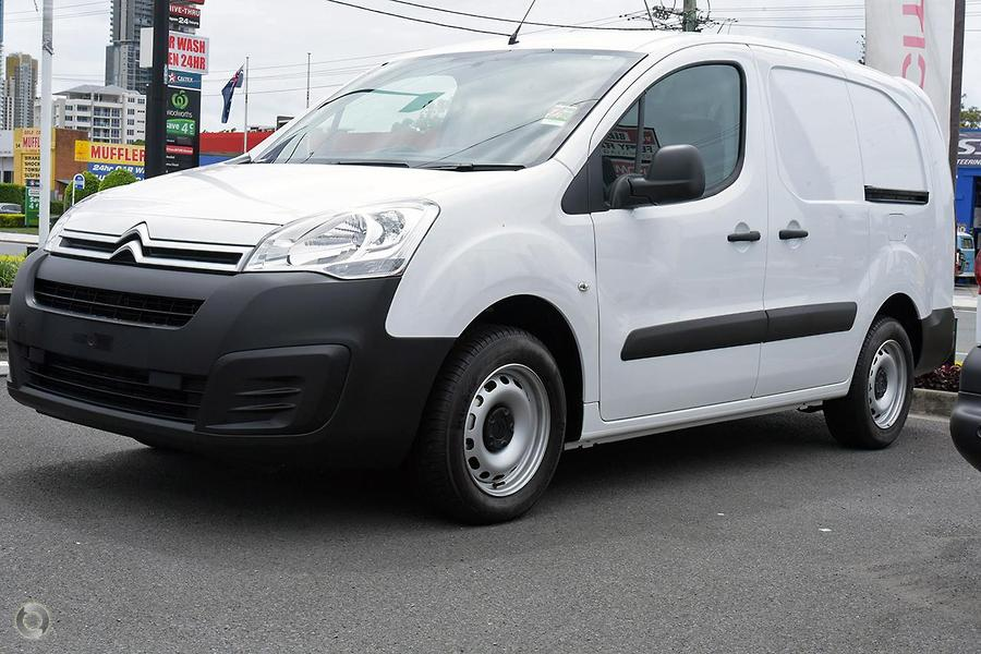 2017 Citroen Berlingo L2 BlueHDi B9C