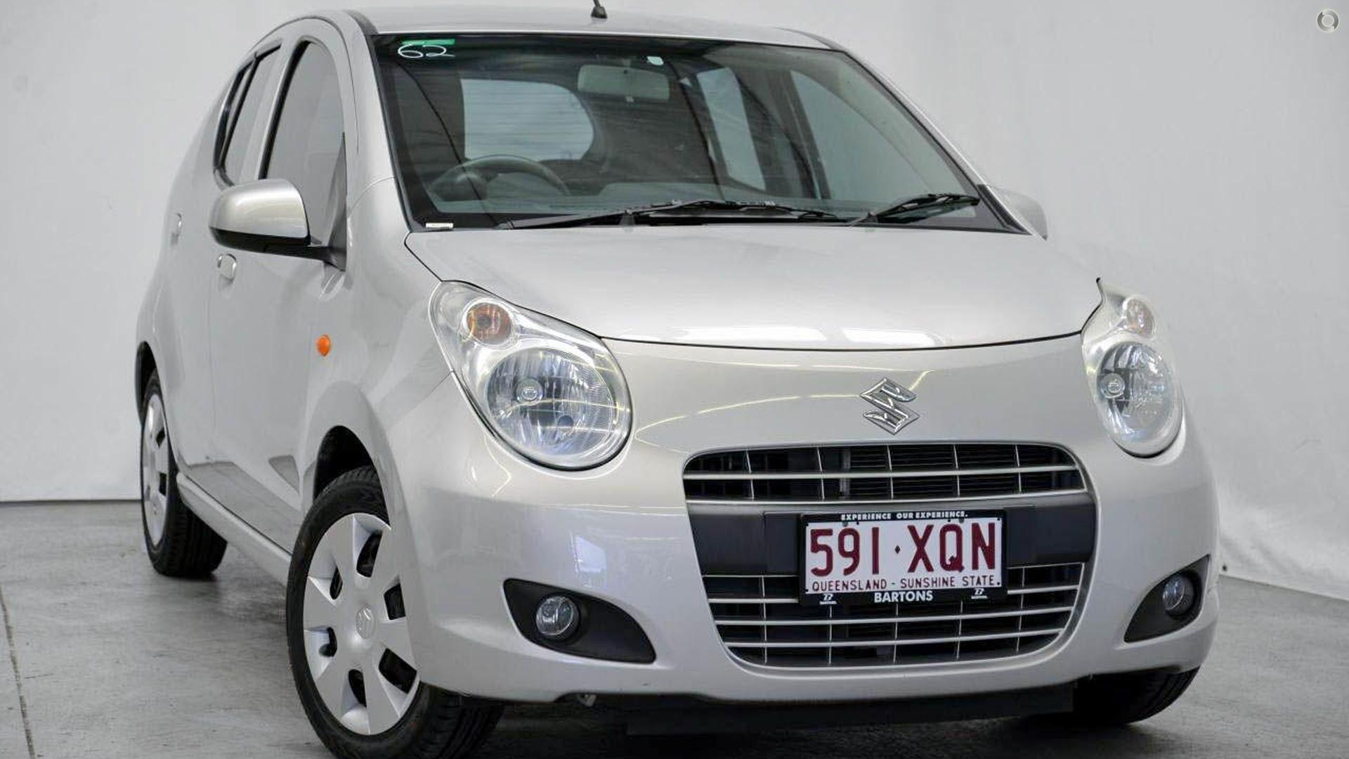 2012 Suzuki Alto Gl